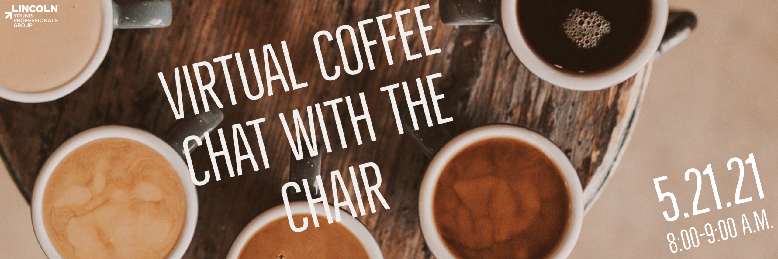 Coffee Chat with the Chair Image